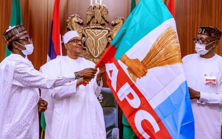 Address by President Muhammad Buhari at the Virtual Emergency Meeting of the NEC of the APC