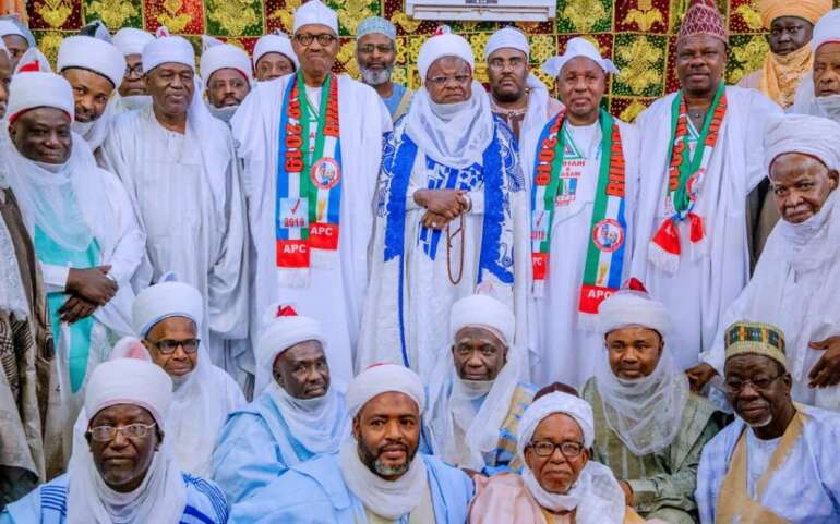 Eid-El-Maulud: APC Urges Support For Ongoing Reforms