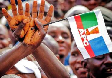 Why You Should Join the All Progressives Congress by Dada Olusegun