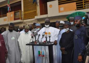 Zamfara APC: Governor Buni Reconcile Yari, Marafa, Other Party Stakeholders
