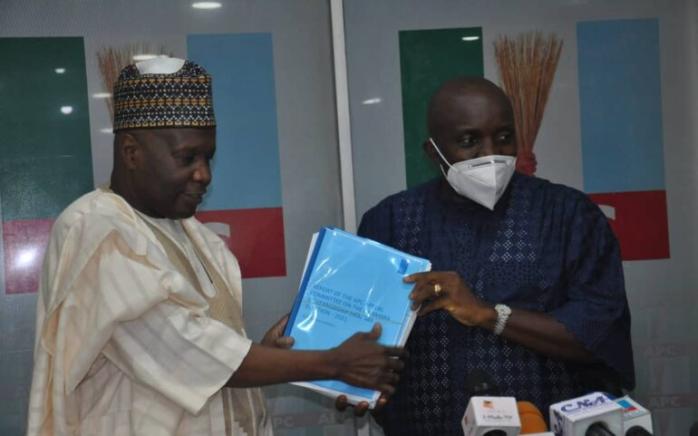 Anambra Governorship APC Primary Election Appeal Panel Submits Report